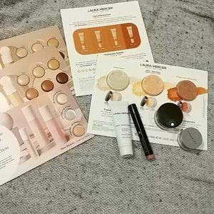 Concealer & setting powder & etc makeup lot